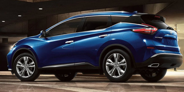 New Nissan Murano for Sale Jacksonville NC