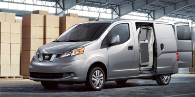 New Nissan NV200 Compact Cargo for Sale Asheville NC