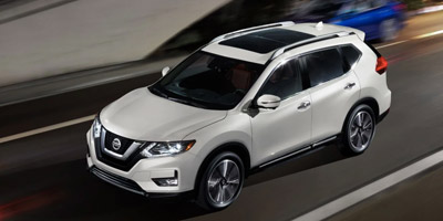 New Nissan Rogue for Sale Jacksonville NC