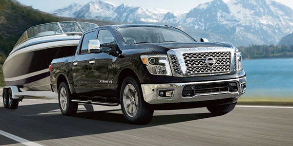 New Nissan Titan for Sale Miami FL
