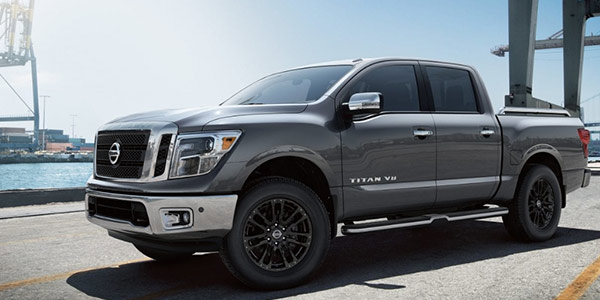 New Nissan Titan for Sale Raleigh NC