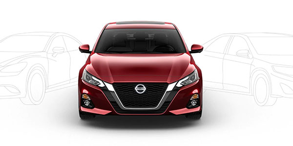 2020 Nissan Altima technology