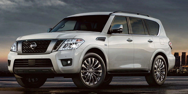 New Nissan Armada for Sale Asheville NC