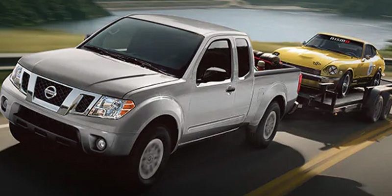 New Nissan Frontier for Sale Staunton VA