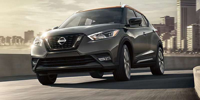 2020 Nissan Kicks design