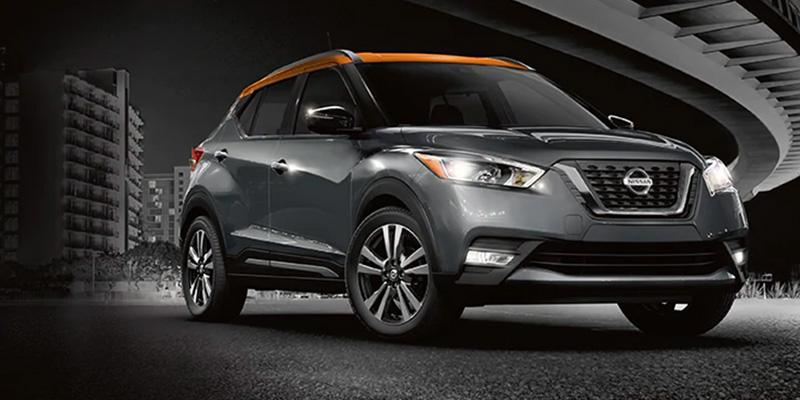 2020 Nissan Kicks design