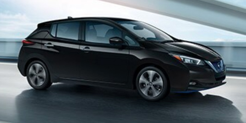 New Nissan LEAF for Sale Raleigh NC