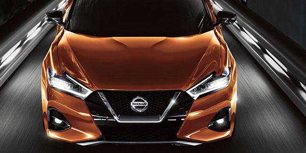 2020 Nissan Maxima design