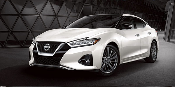 2020 Nissan Maxima technology