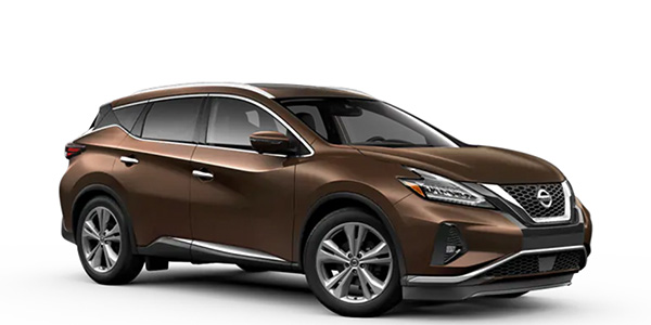 2020 Nissan Murano technology