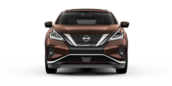 New Nissan Murano for Sale Asheville NC