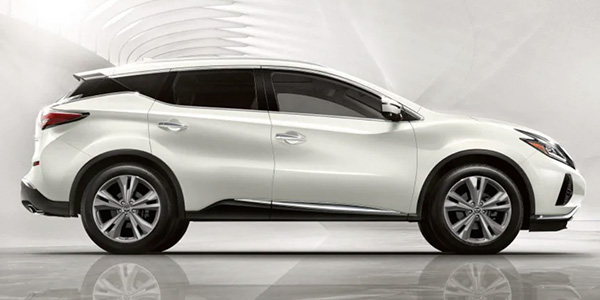 2020 Nissan Murano design