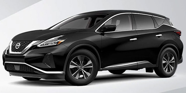 New Nissan Murano for Sale Staunton VA