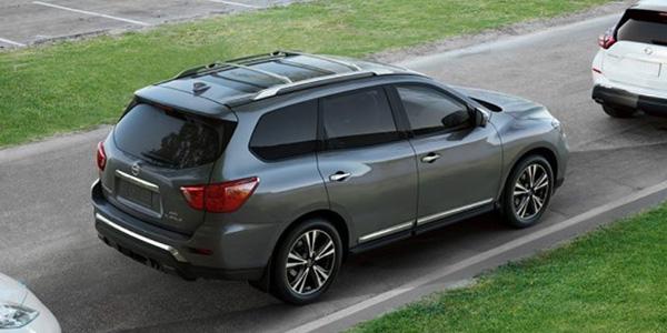 2020 Nissan Pathfinder performance