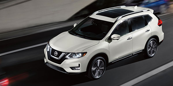 New Nissan Rogue for Sale Raleigh NC