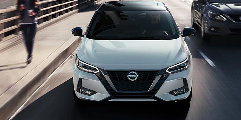 2020 Nissan Sentra design