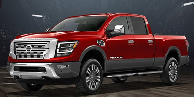2020 Nissan Titan XD technology
