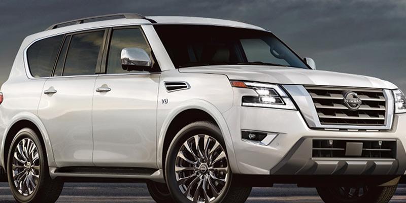 New Nissan Armada for Sale Hoffman Estates IL