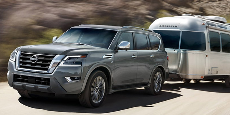 Used Nissan Armada for Sale Macon GA