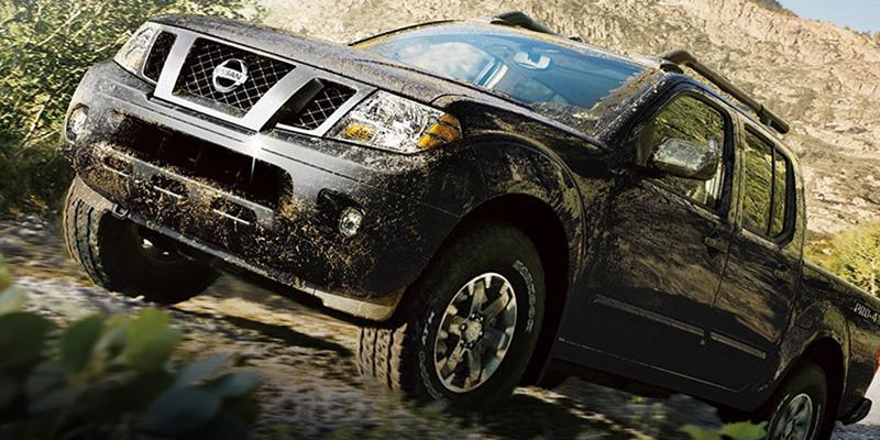 2021 Nissan Frontier performance