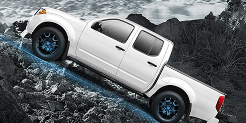 2021 Nissan Frontier technology
