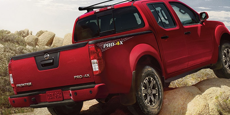 New Nissan Frontier for Sale Fort Collins CO