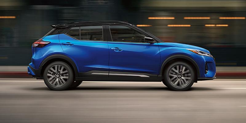 2021 Nissan Kicks design