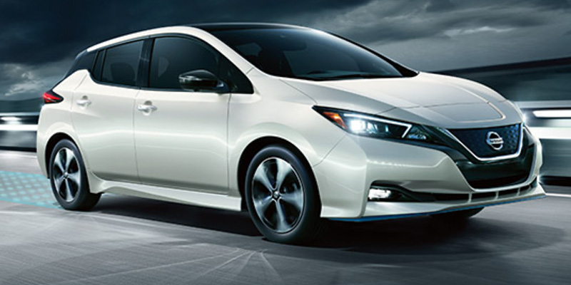 New Nissan LEAF for Sale Staunton VA