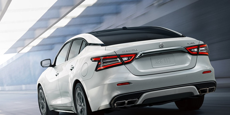 2021 Nissan Maxima performance