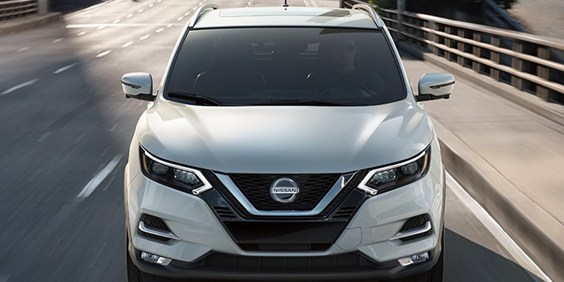 2021 Nissan Rogue Sport design
