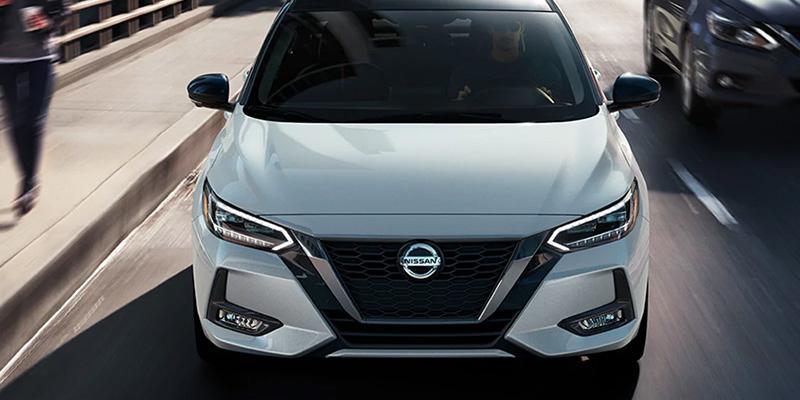 2021 Nissan Sentra design