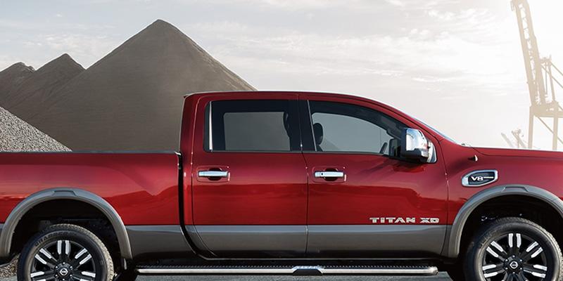 New Nissan Titan XD for Sale Hoffman Estates IL