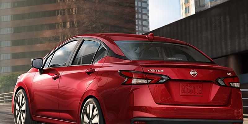 New Nissan Versa Sedan for Sale Hoffman Estates IL