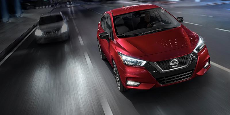 New Nissan Versa Sedan for Sale Fort Collins CO