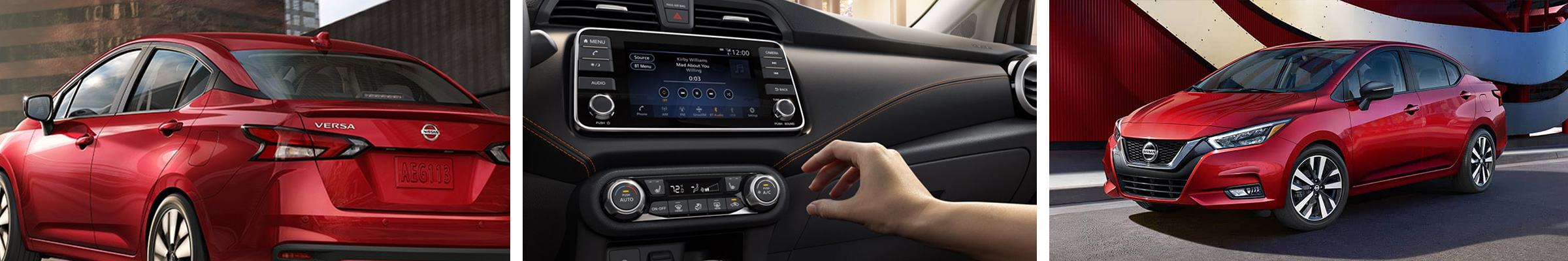 2021 Nissan Versa Sedan For Sale Fort Collins CO | Loveland