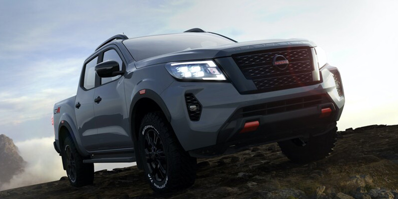 2022 Nissan Frontier performance
