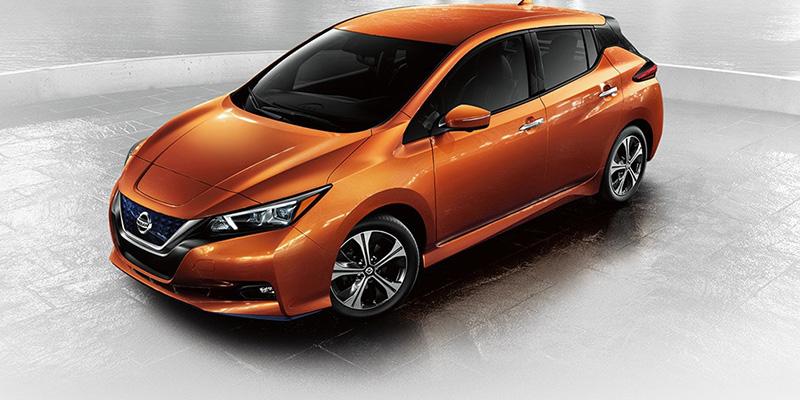 New Nissan LEAF for Sale Hoffman Estates IL