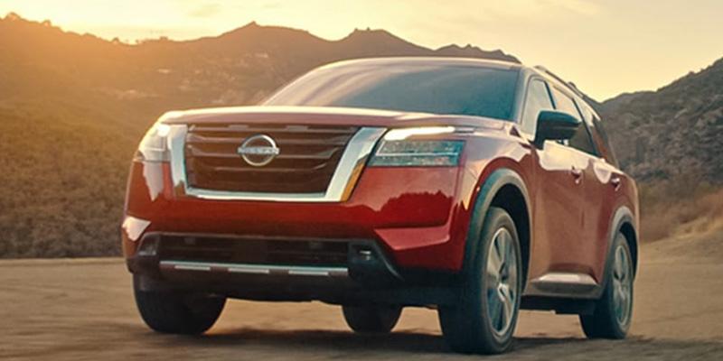 New Nissan Pathfinder for Sale Fort Collins CO
