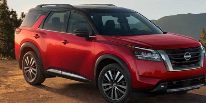2022 Nissan Pathfinder technology