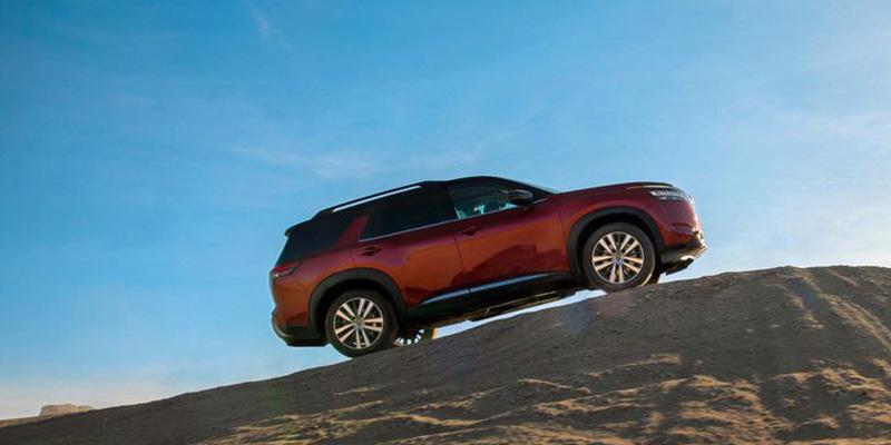 2022 Nissan Pathfinder performance