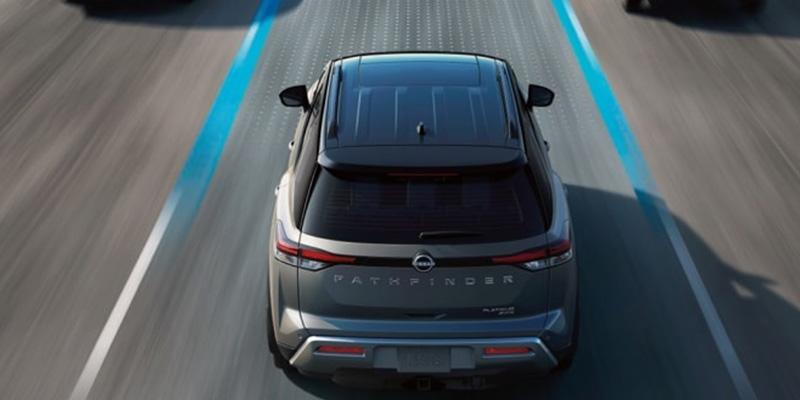 2022 Nissan Pathfinder design