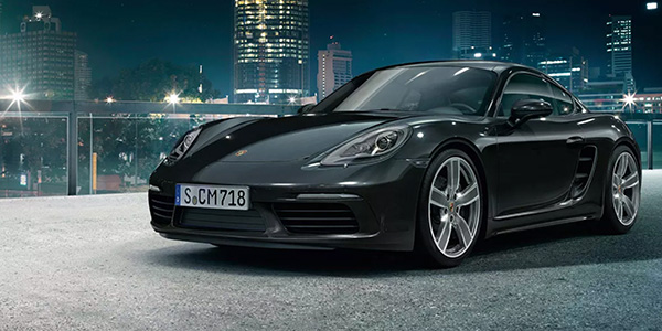 New Porsche 718 Cayman for Sale Mobile AL