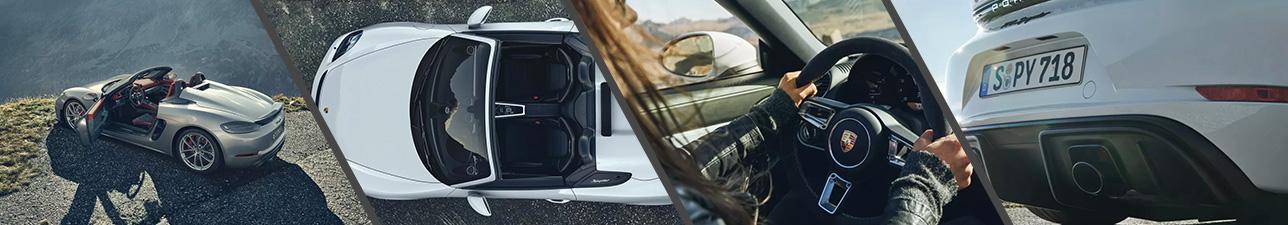 2020 Porsche 718 Spyder For Sale Wilmington NC | Leland