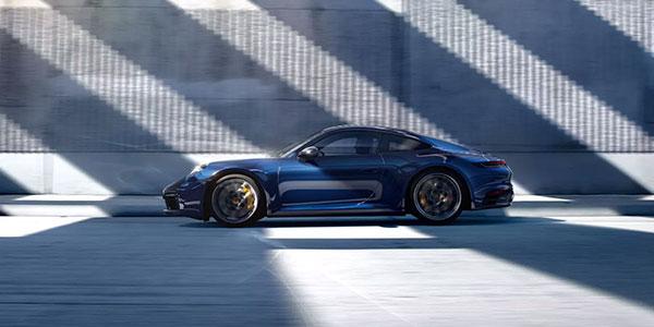 2020 Porsche 911 Carrera technology