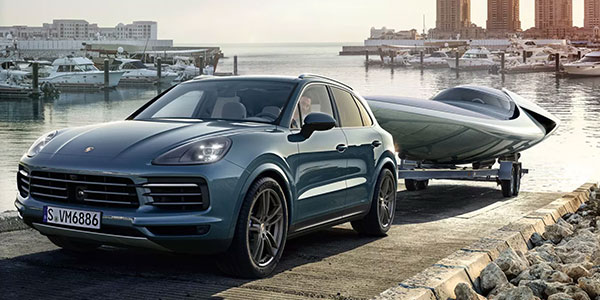 New Porsche Cayenne for Sale Upper Saddle River NJ