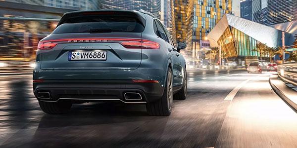 2020 Porsche Cayenne performance