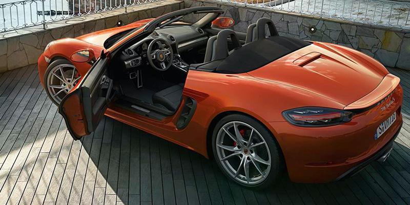 New Porsche 718 Boxster for Sale Mobile AL