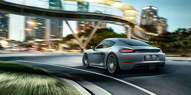 New Porsche 718 Cayman for Sale Denver CO