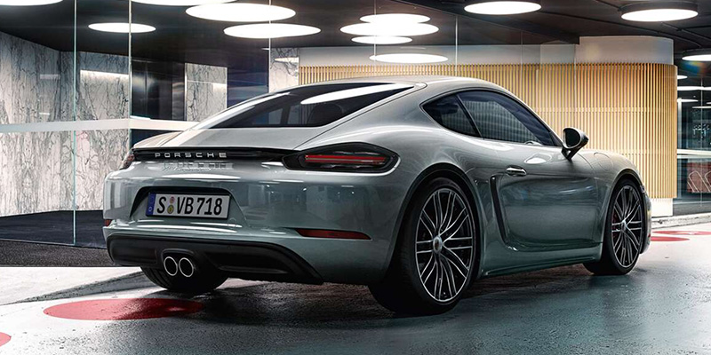New Porsche 718 Cayman for Sale Wilmington NC