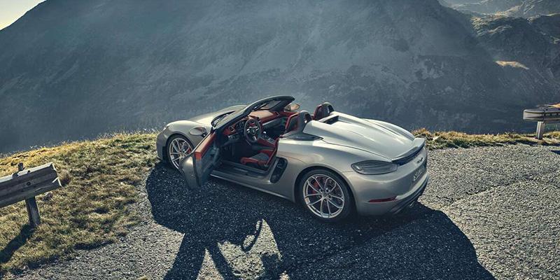 New Porsche 718 Spyder for Sale Denver CO